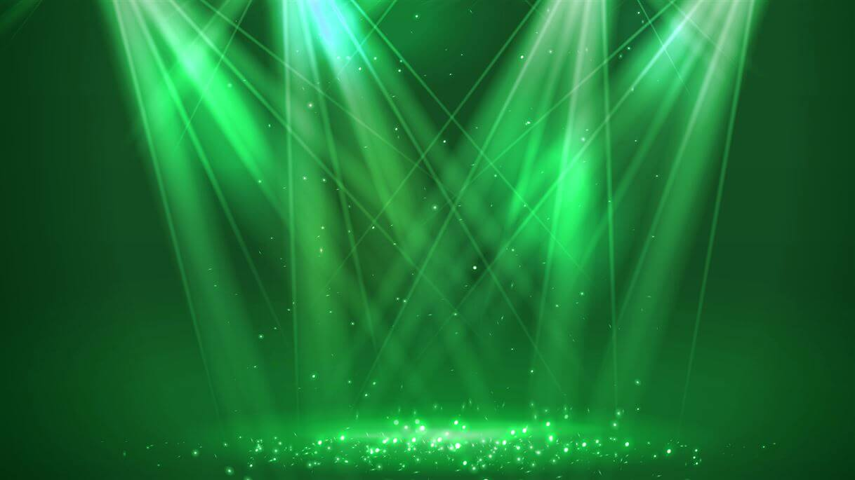 Green Background Touring Website: Wicked East Lansing Tickets